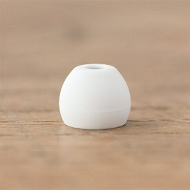 FINAL ファイナル イヤピース Eタイプ Lサイズ 6個 White FI-EPEWHL4