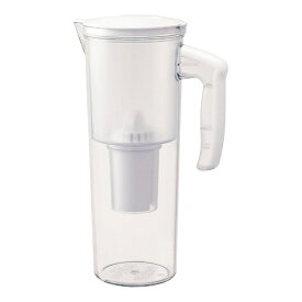 クリタック KURITA クリタ クリピーレ TR ポット型浄水器 ホワイト RETRW-3053 <PPTH101>[PPTH101]