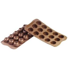 シリコマート silikomart シリコマート チョコレートモルド インペリアル SCG03 <WML8001>[WML8001]