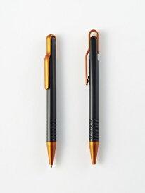 セキセイ SEKISEI AX-6677-51 デザイナーズボールペン オレンジ/BK