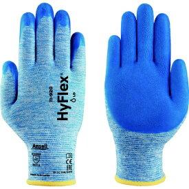 アンセル Ansell アンセル ニトリル背抜き手袋 ハイフレックス 11−920 Lサイズ 11-920-9