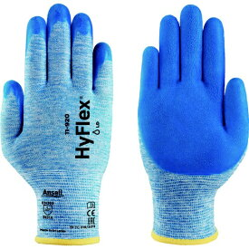 アンセル Ansell アンセル ニトリル背抜き手袋 ハイフレックス 11−920 Mサイズ 11-920-8