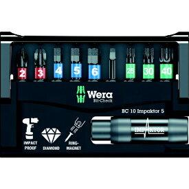 WERA社 Wera インパクター ビットチェック 日本仕様 057689