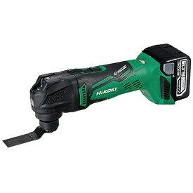 工機ホールディングス Koki HiKOKI 14.4Vマルチツール6.0Ah CV14DBL-LYPK