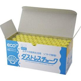 日本理化学工業 Nihon Rikagaku Industry ダストレス ダストレスチョーク 72本入 黄 DCC-72-Y