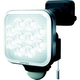 ムサシ Musashi ダンケ 12W×1灯 フリーアーム式LEDセンサーライト E40112