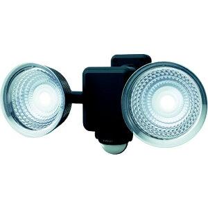 ムサシ Musashi ダンケ 1.3W×2灯 フリーアーム式LED乾電池センサーライト E42225