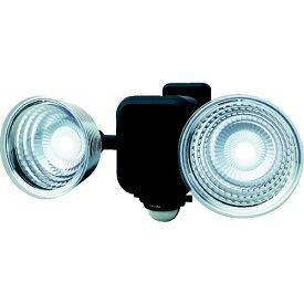 ムサシ Musashi ダンケ 3.5W×2灯 フリーアーム式LED乾電池センサーライト E42265