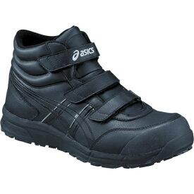 アシックス asics アシックス ウィンジョブCP302 ブラックXブラック 23.5cm FCP302.9090-23.5