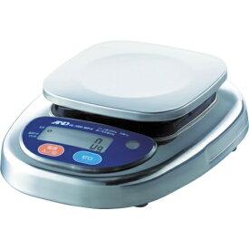 A&D エー・アンド・デイ A&D 防塵防水デジタルはかり(検定付・1区) HL1000IWP-K-A1