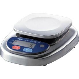 A&D エー・アンド・デイ A&D 防塵防水デジタルはかり(検定付・1区) HL2000IWP-K-A1