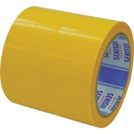 積水化学工業 SEKISUI 積水 フィットライトテープ強粘着#736 100×25 マンゴー N736Y05