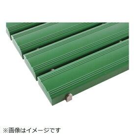 テラモト TERAMOTO テラモト 抗菌安全スノコ(組立品)400×1800緑 MR-093-314-1