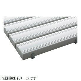 テラモト TERAMOTO テラモト 抗菌安全スノコ(組立品)400×1800灰 MR-093-314-6