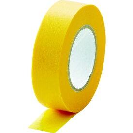 トラスコ中山 TRUSCO 建築塗装用マスキングテープ 幅15mm長さ18m 8巻入 イエロー MTA-1518-8-Y