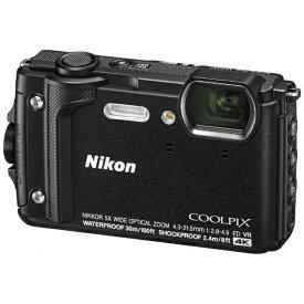 ニコン Nikon W300 コンパクトデジタルカメラ COOLPIX(クールピクス) ブラック [防水+防塵+耐衝撃][W300BK]