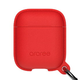 ROA ロア AirPods Case POPS Red araree