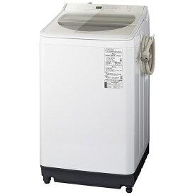 パナソニック Panasonic NA-FA100H7-N 全自動洗濯機 シャンパン [洗濯10.0kg /乾燥機能無 /上開き][NAFA100H7_N]