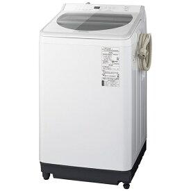 パナソニック Panasonic NA-FA80H7-W 全自動洗濯機 FAシリーズ ホワイト [洗濯8.0kg /乾燥機能無 /上開き][洗濯機 8kg NAFA80H7_W]