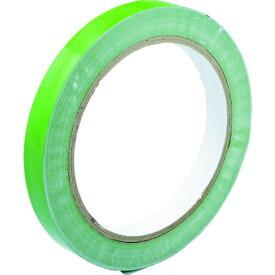 トラスコ中山 TRUSCO バッグシーリングテープ 緑 12mm×50m TBST-1250GN