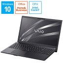 41位:VAIO バイオ VJS15390111B ノートパソコン VAIO S15 ブラック [15.6型 /intel Core i7 /HDD:1TB /SSD:...