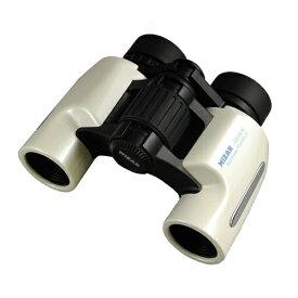 ミザールテック MIZAR 6倍スタンダード双眼鏡 Alcor6 Alcor6 メタリックホワイト[ALCOR6]