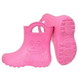 カミナーレ CAMMINARE 1192170 FL-PK2425L キッズレインブーツ 長靴 ピンク 24-25