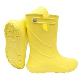 カミナーレ CAMMINARE 1192170 JU-YL3435LS 子供用レインブーツ 長靴 イエロー 34-35