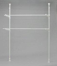 アイリスオーヤマ IRIS OHYAMA 窓枠物干し MW-260NR ホワイト