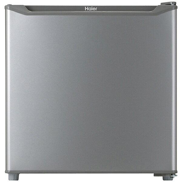 ハイアール Haier 《基本設置料金セット》JR-N40H-S 冷蔵庫 Joy Series シルバー [1ドア /右開きタイプ /40L][JRN40H]
