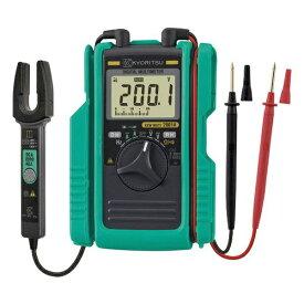 共立電気計器 KYORITSU KYORITSU 2001A AC/DCクランプ付デジタルマルチメータ KEWMATE2001A