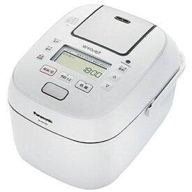パナソニック Panasonic SR-PW189-W 炊飯器 ホワイト [圧力IH /1升][SRPW189]