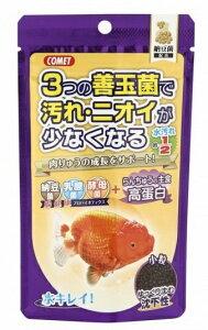 イトスイ コメット らんちゅうの主食 納豆菌 小粒(90g) [ペットフード]