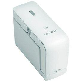 リコー RICOH RICOH Handy Printer White モバイルプリンター RICOH Handy Printer ホワイト