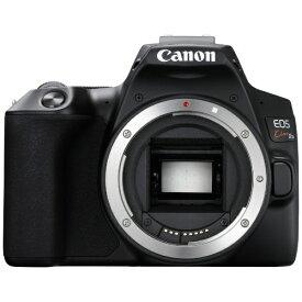 キヤノン CANON EOS Kiss X10 デジタル一眼レフカメラ ブラック [ボディ単体][EOSKISSX10BK]