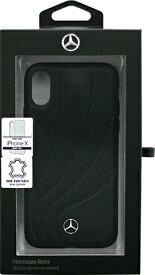 エアージェイ air-J iPhoneX NEW ORGANIC II Genuine レザー Hard ケース MEHCPXDCLBK