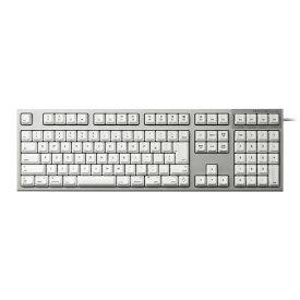 東プレ Topre R2-JPVM-WH キーボード REALFORCE ホワイト [USB /有線][R2JPVMWH]