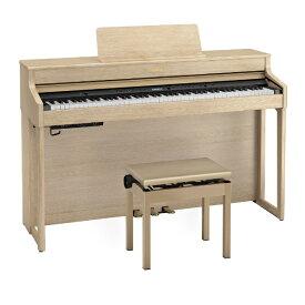 ローランド Roland HP702-LAS 電子ピアノ ライトオーク [88鍵盤][HP702]