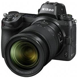 ニコン Nikon Nikon Z 7 ミラーレス一眼カメラ 24-70 レンズキット ブラック [ズームレンズ][Z7LK2470]