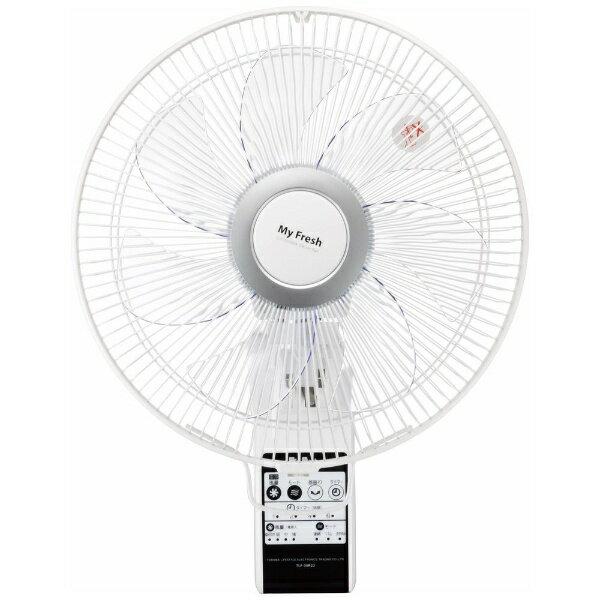 東芝 TOSHIBA リモコン式壁掛け扇風機 (7枚羽根) TLF-30R22(W)[TLF30R22W]