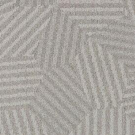 東京シンコール TOKYO SINCOL タイルカーペット HEX 4701 (16枚入)