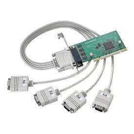 I-O DATA アイ・オー・データ PCIバス専用 RS-232C拡張インターフェイスボード 4ポートモデル RSA-PCI4P4[RSAPCI4P4]