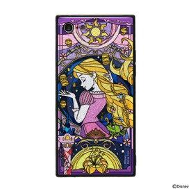 HAMEE ハミィ iPhone SE(第2世代)4.7インチ/ iPhone 8/7専用 ディズニーキャラクター TILEケース 151-905074 ラプンツェル/グリッター