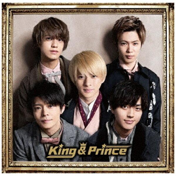 【2019年06月19日発売】 ユニバーサルミュージック 【先着特典付き】King & Prince/ King & Prince 初回限定盤B【CD】