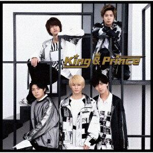 【2019年06月19日発売】 ユニバーサルミュージック 【先着特典付き】King & Prince/ King & Prince 通常盤【CD】