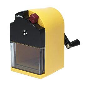 カール事務器 CARL ein(アイン) 鉛筆削り イエロー CMS-110-Y[CMS110Y]