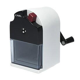 カール事務器 CARL ein(アイン) 鉛筆削り ライトグレー CMS-110-L[CMS110L]