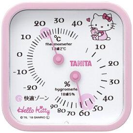 タニタ TANITA タニタ 温湿度計 TT-557KT/PK TT-557KT/PK[TT557KTPK]