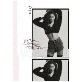 ユニバーサルミュージック 【初回特典付き】テヨン/ VOICE 初回生産限定盤A Live Edition【CD】
