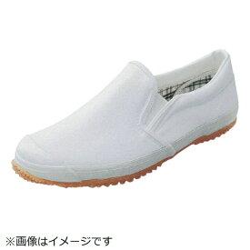 福山ゴム工業 FUKUYAMA RUBBER 福山ゴム 作業靴 寅さん ホワイト 23.5 TSWH-23.5